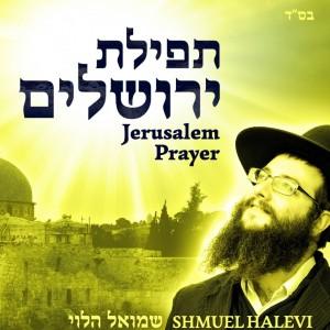 תפילה מירושלים עיר הקודש..