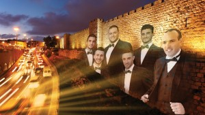 שרים לירושלים..