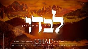 אוהד מושקוביץ בסינגל חדש  - 'לבדו'